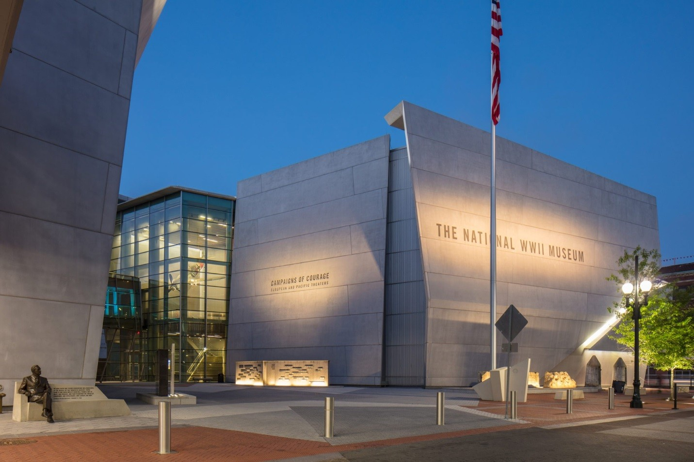 According to the survey, some of the museum workers will not return to work after the pandemic