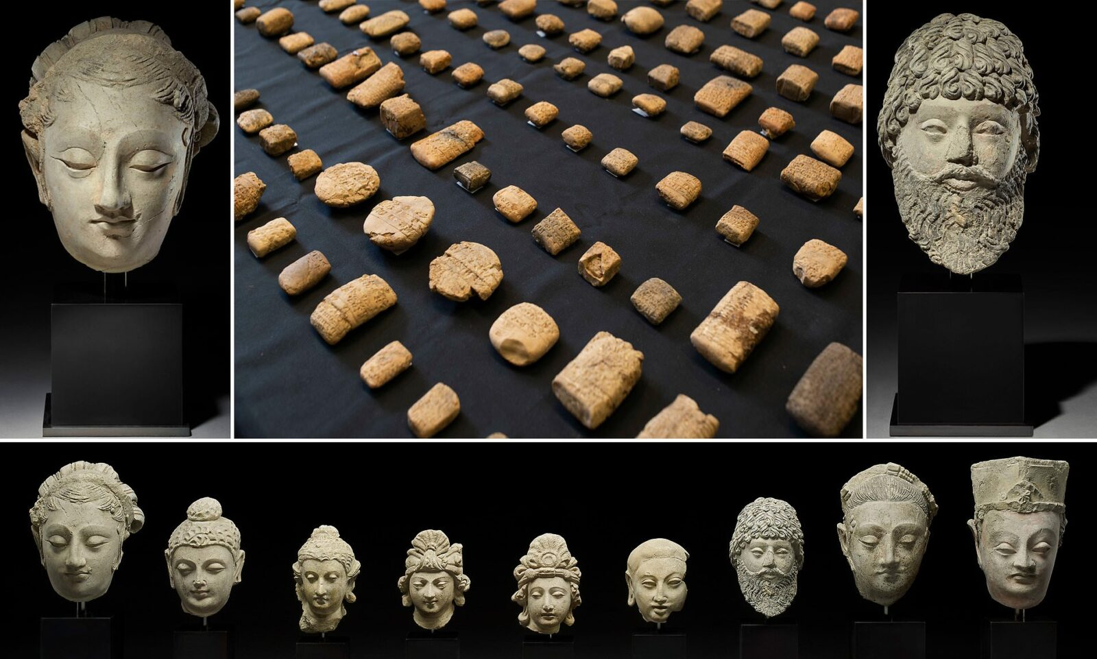 33 Artifacts valued at $1.8 million will be returned to Afghanistan