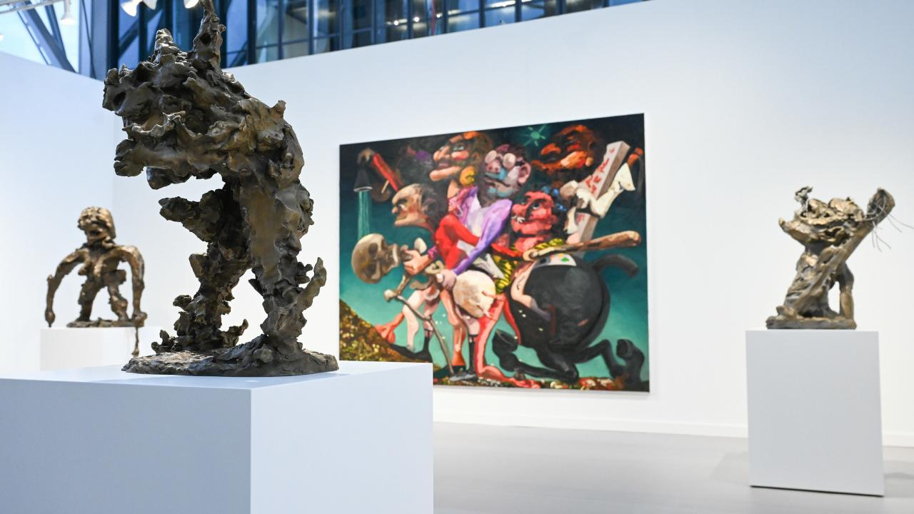 Frieze Seoul is on the calendar for September 2022 at the COEX convention center in the Gangnam