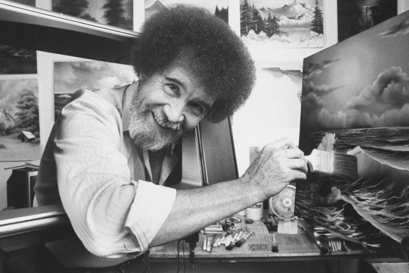 He Depicted The Feelings Of Nature: Bob Ross' Life