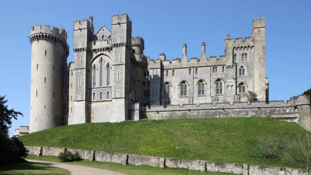 On Friday night, thieves stole $1.4 million —including Mary Queen of Scoots' golden rosary beads—from Arundel Castle