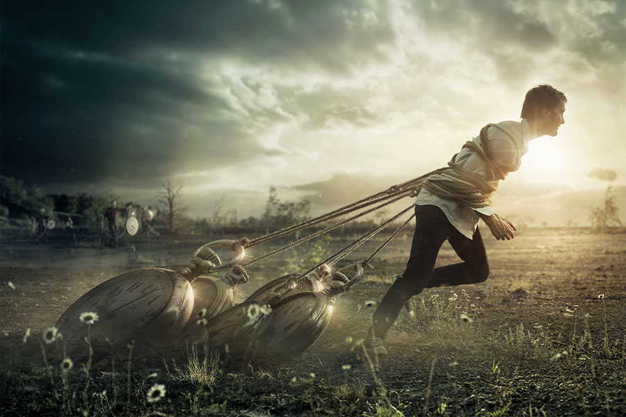 The world is inside out. Surrealistic photos by Erik Johansson