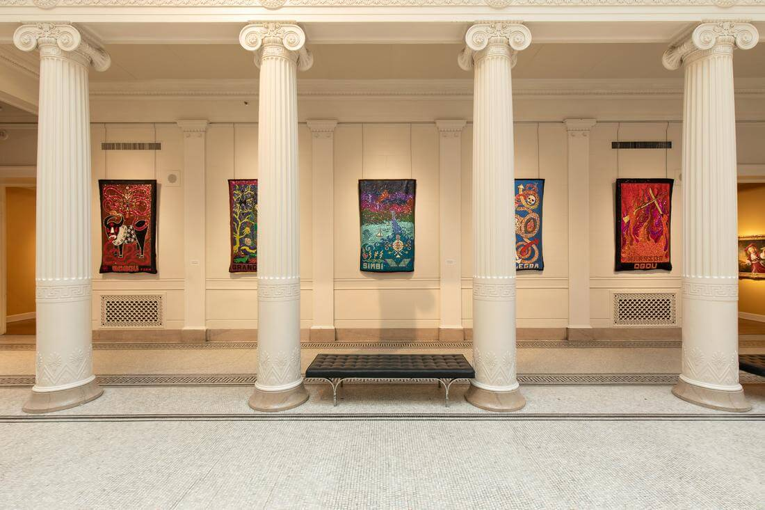 New Orleans Museum of Art - Come visit the galleries