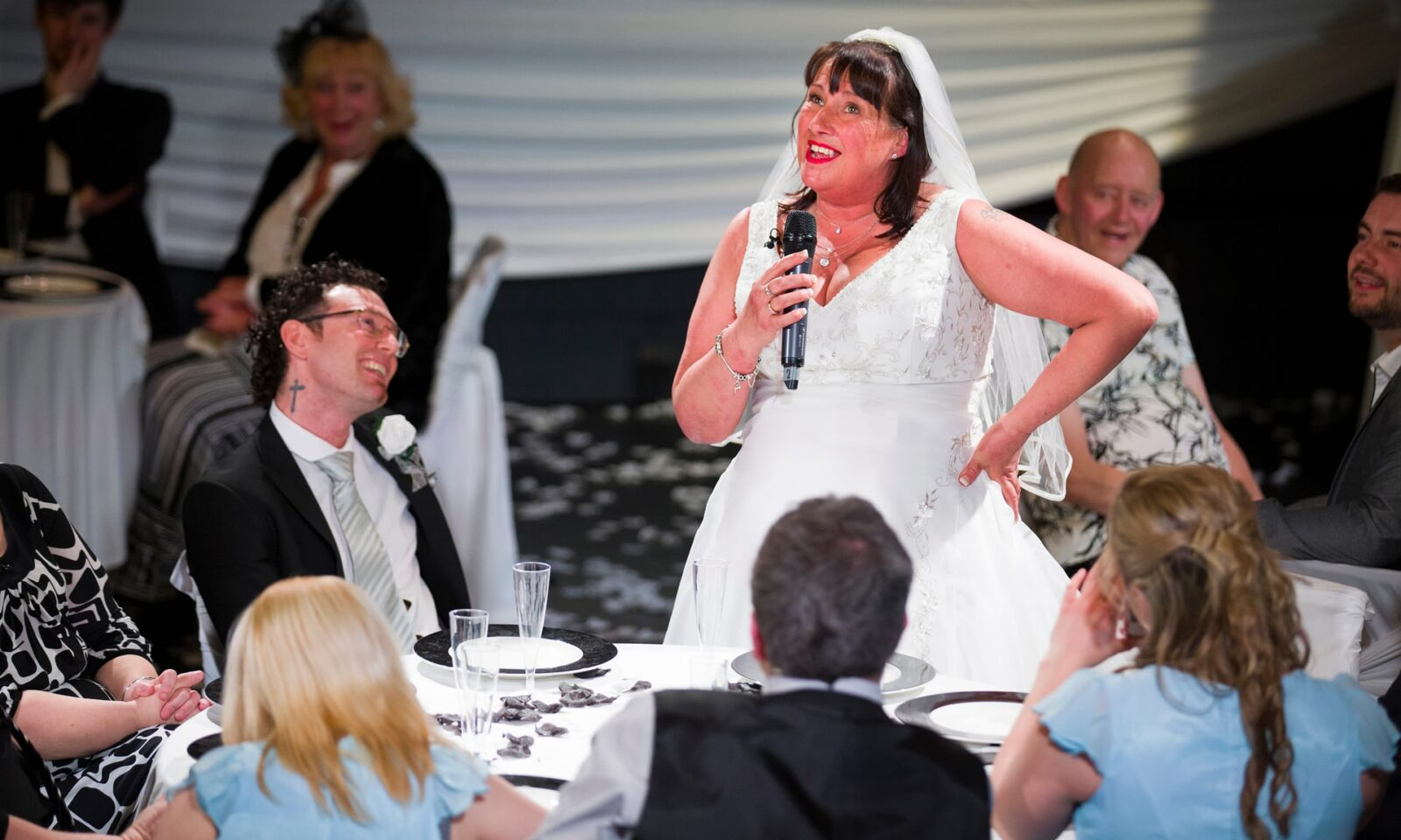 Tell Me the Truth About Love Review – Streetwise Opera's Wedding Party Packs a Punch