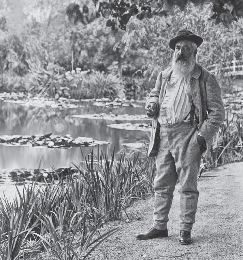 1995 Monet Retrospective At The Art Institute Of Chicago