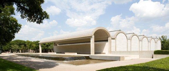 Louis Kahn's New Museum In Fort Worth