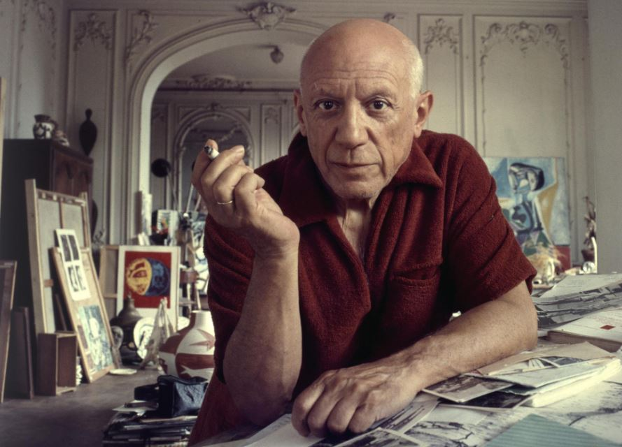 Scientists have found a hidden painting under Pablo Picasso's 1922 still life