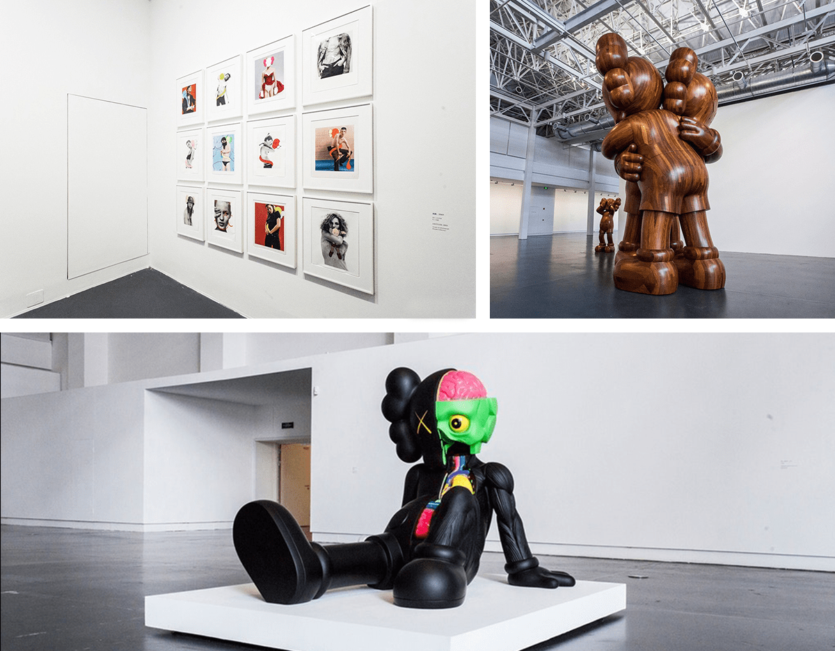 KAWS creates a new Companion and launches it into space