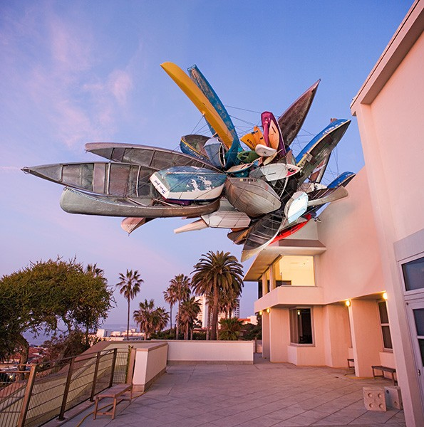 Museum of Contemporary Art In San Diego - Works Of Art From 1950 To The Present