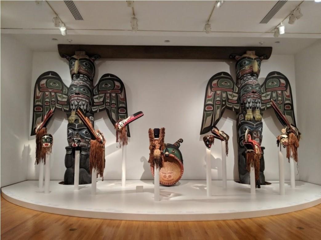 Modern art at the Seattle Art Museum