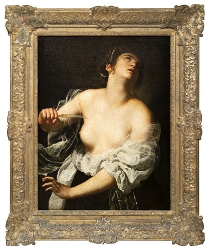 THE GETTY CENTER IN LOS ANGELES has acquired an Artemisia Gentileschi painting
