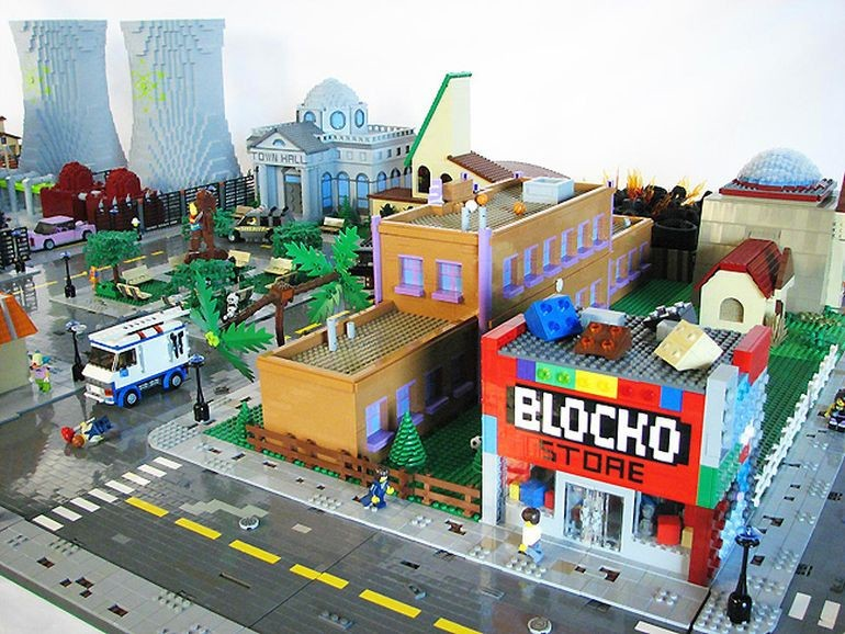 Lego Art: Designs That Will Blow Your Mind