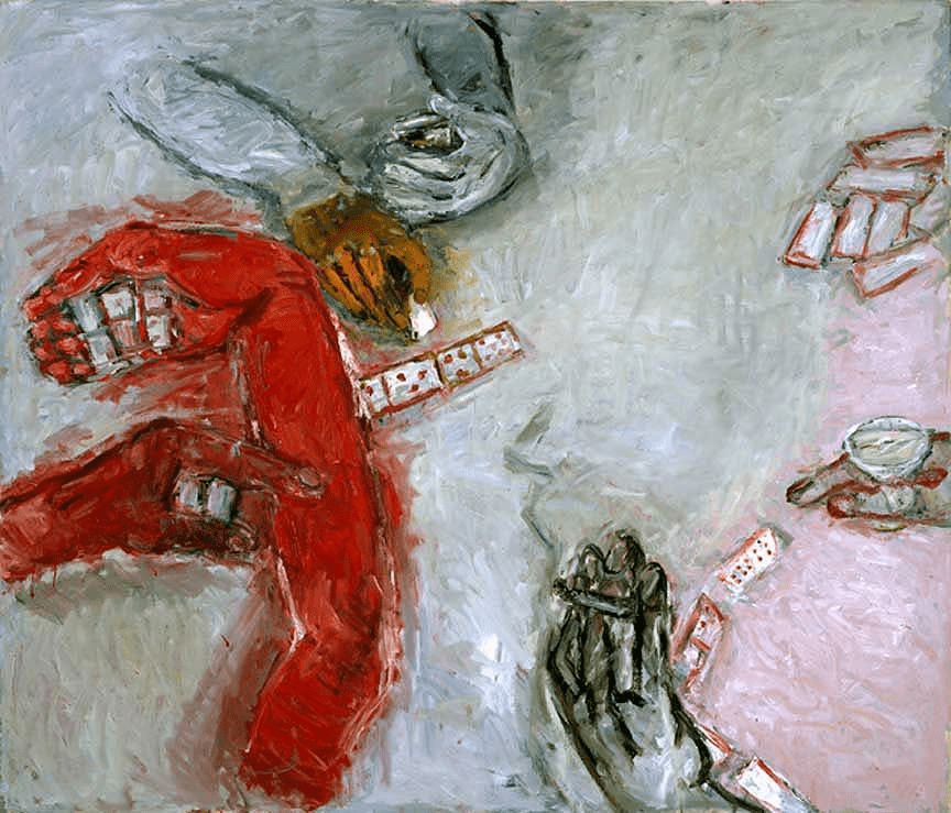 Susan Rothenberg's Unusual Paintings Made Her One of the Most Brave Artists in the world