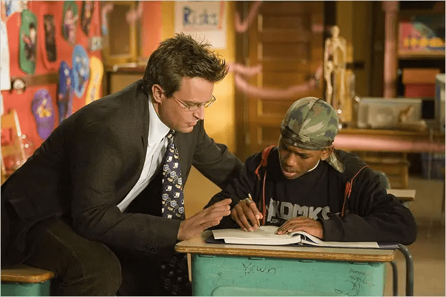 More than Chandler: Looking Back on Matthew Perry's Acting Career
