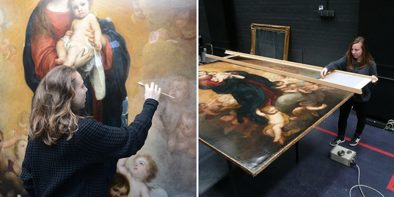 Murillo's Masterpiece Returned to the Gallery in Liverpool After a Restoration Full of Surprises