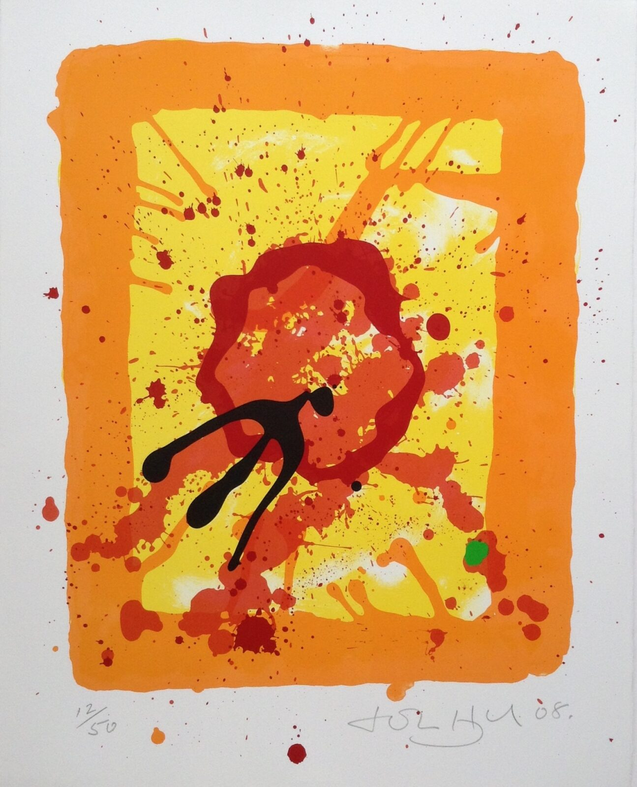 John Hoyland Managed to Conquer the Whole World With His Legendary Abstractions