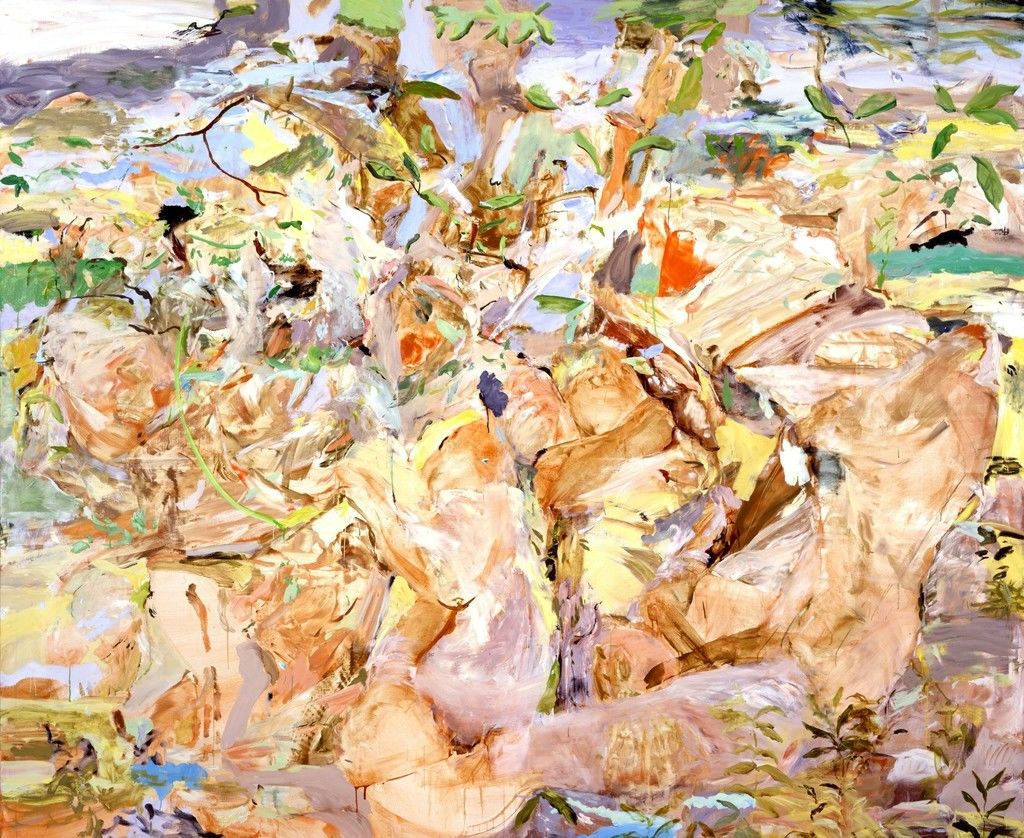 10 Best Cecily Brown images: Abstract painting, Art painting