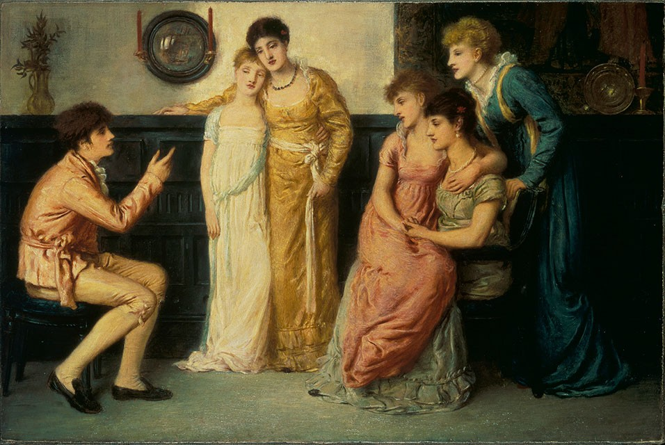 Exhibition Focuses on the Influence 'The Arnolfini Portrait' Had on the Pre-Raphaelites