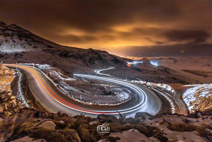 "The most famous ""light trails"" photos"