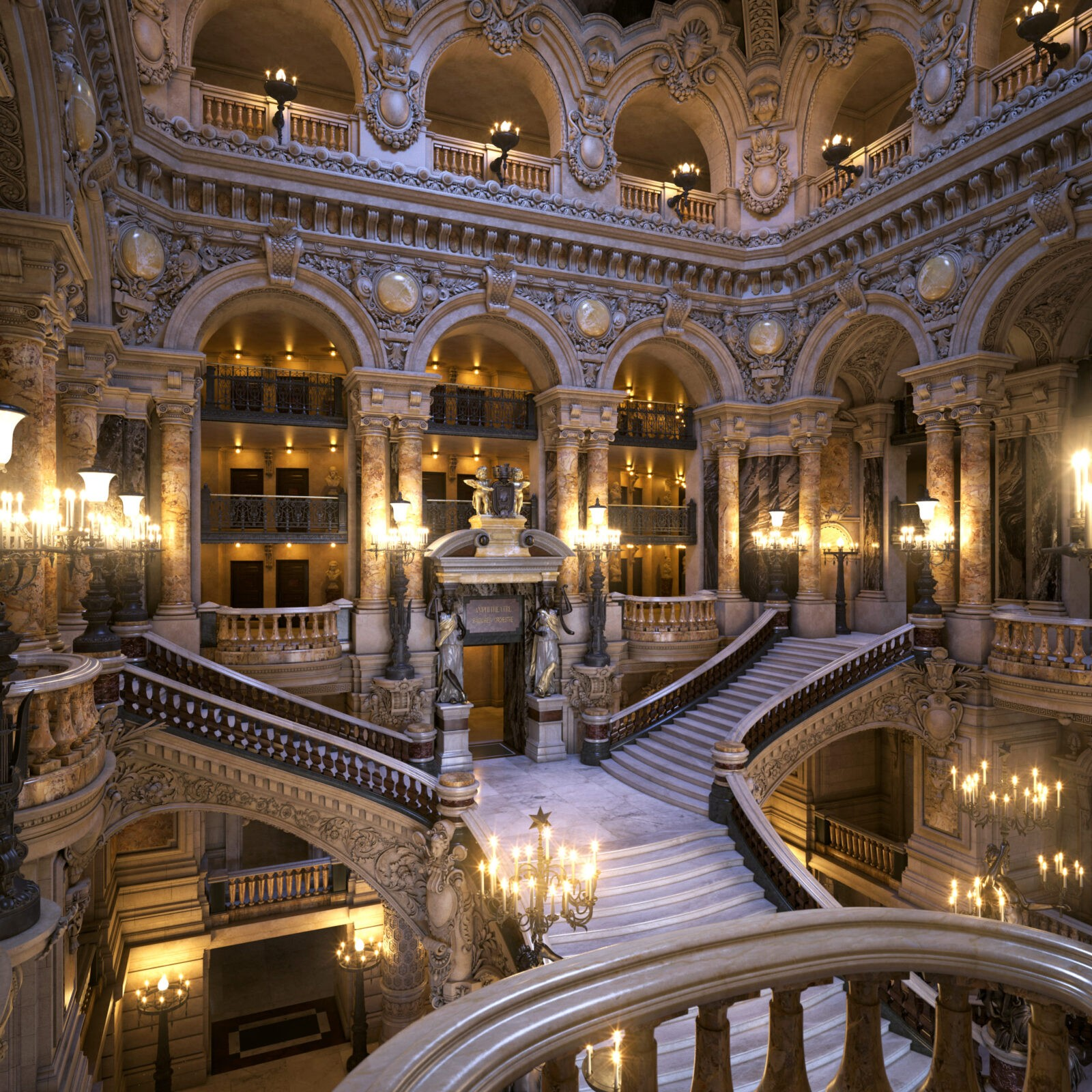 Artists of the Paris Opera Take Their Talents to a Different Platforms