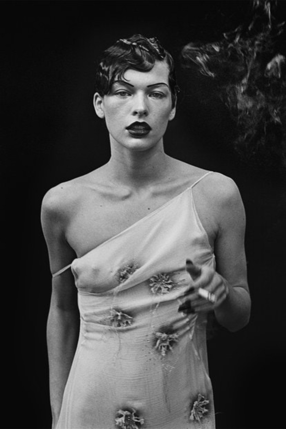 Peter Lindbergh's latest book Untold Stories