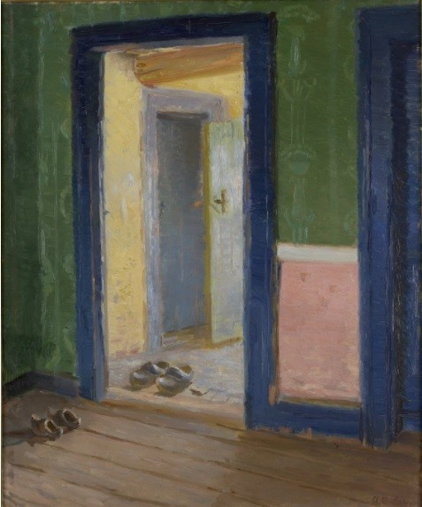 The magic of light on Anna Ancher paintings will be presented in Copenhagen