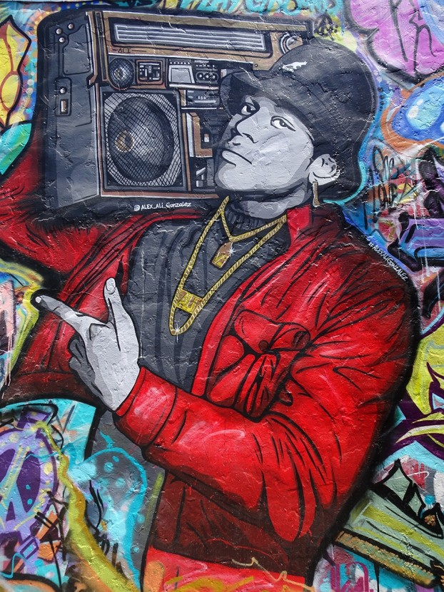 Hip Hop Artifacts At Sotheby's Auction