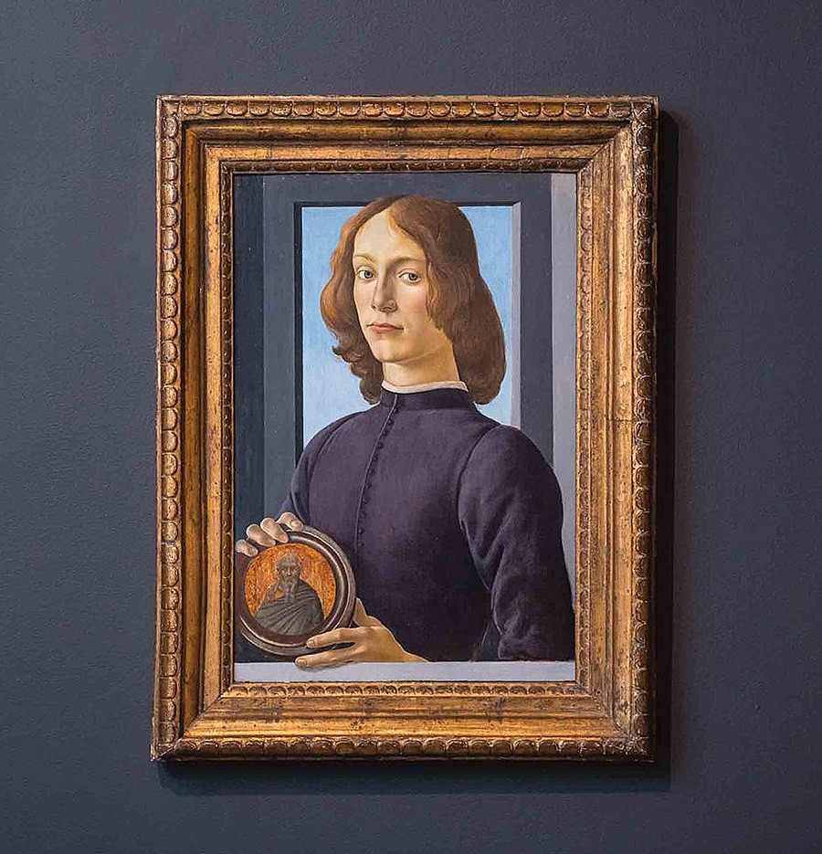 Botticelli portrait fetched record $92.1m at Sotheby's in New York