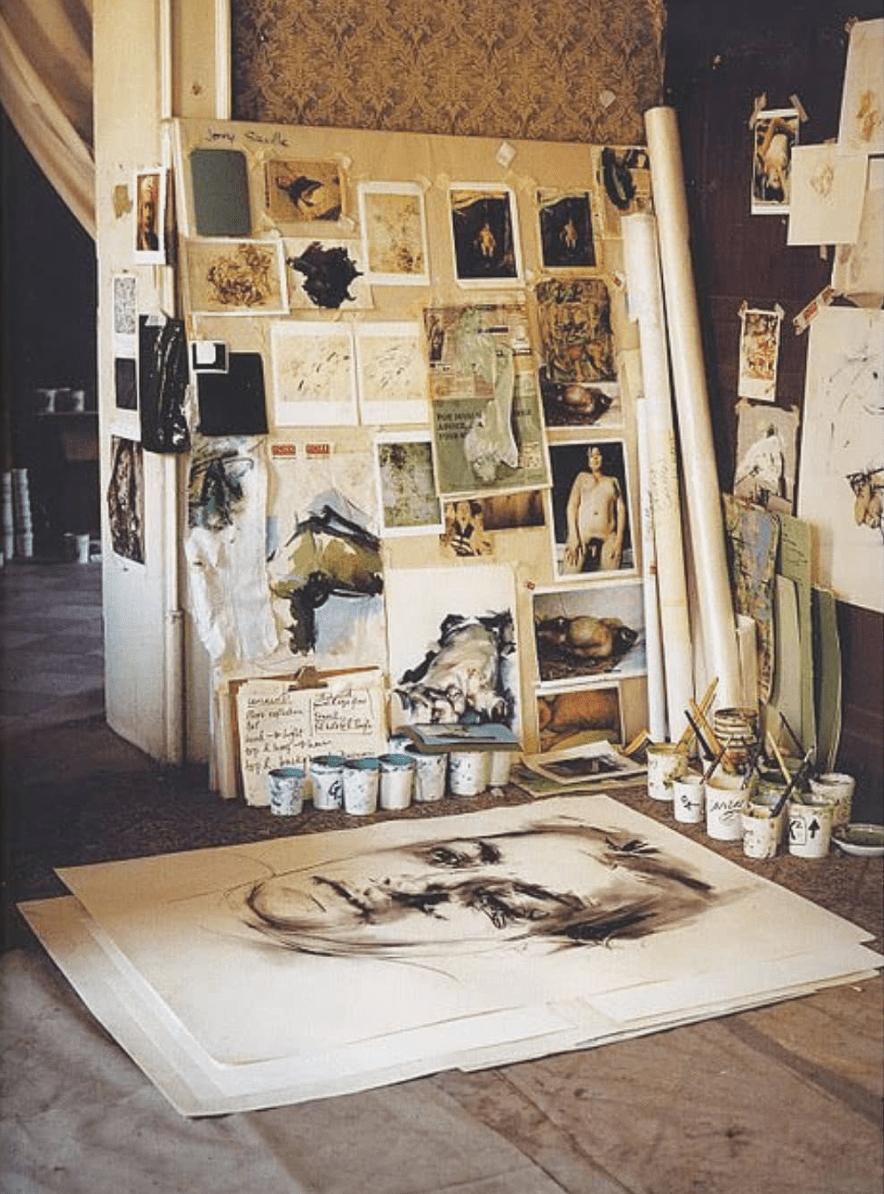 Jenny Saville: Modern British Artist