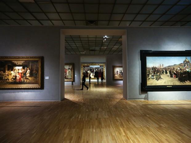 Virtual exhibitions in 2021