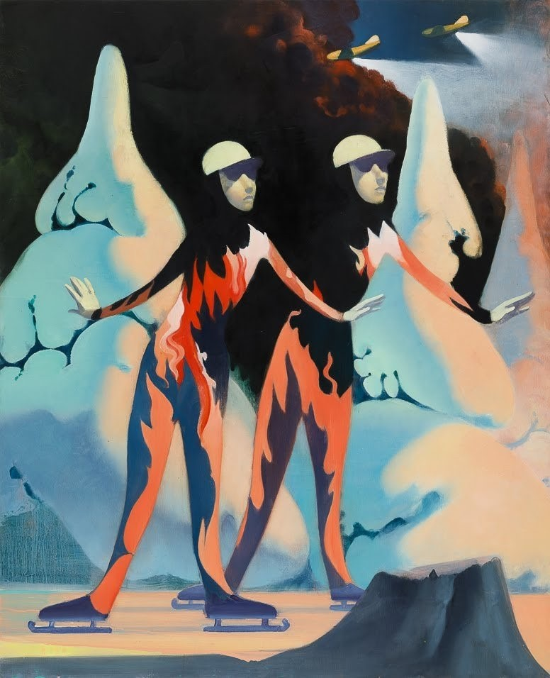 Artist Stephan Melzl illustrates a Lot of Surreal Superhero Imagery
