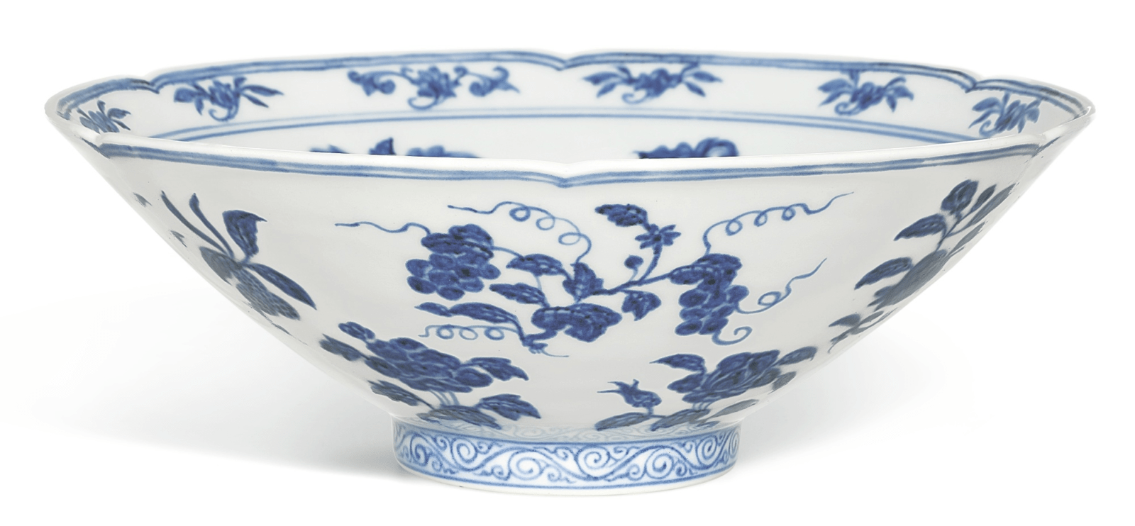 Freeman's Asian Arts Auction: Chinese imperial porcelains