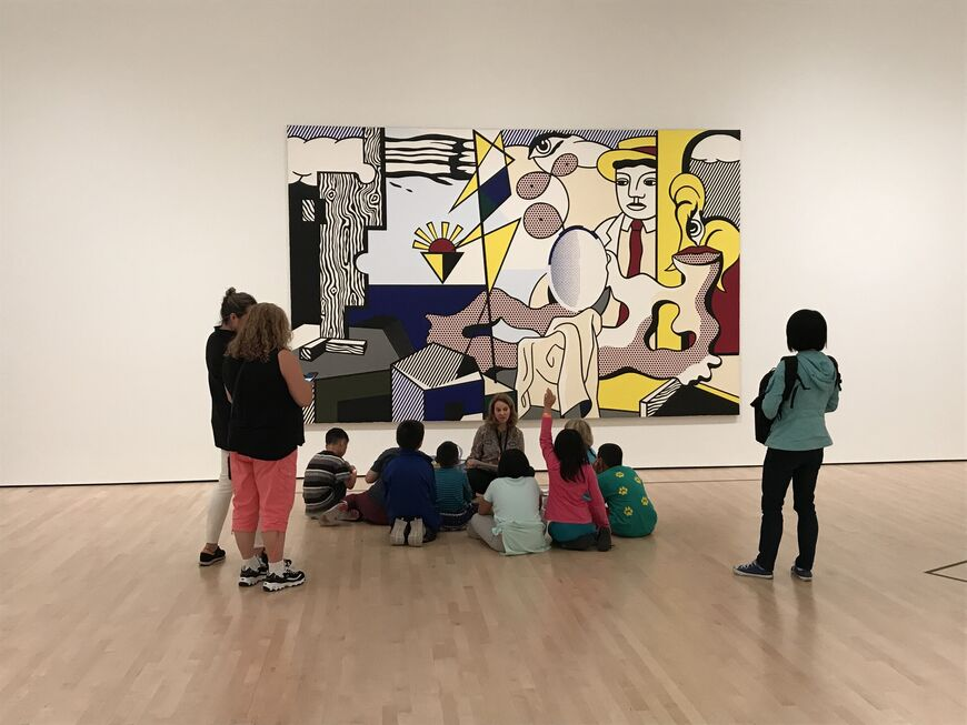 An Art Lover's Guide Around San Francisco