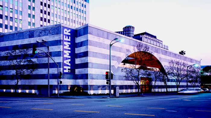 The Hammer Museum in Los Angeles