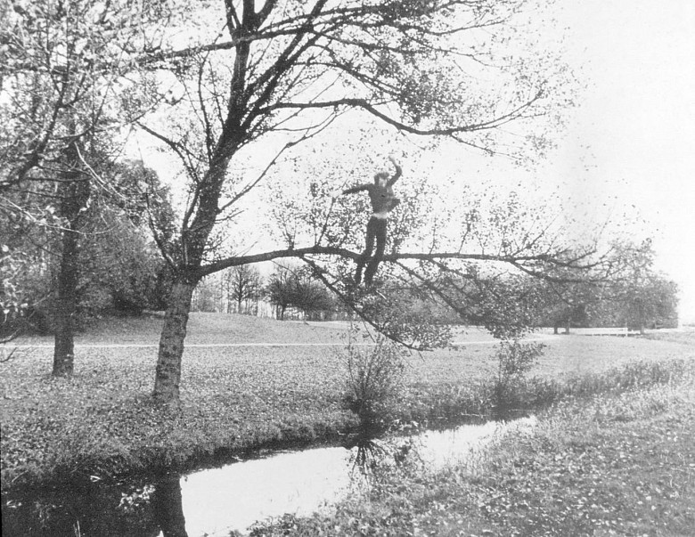 Bas Jan Ader, The Artist Who Disappeared At Sea
