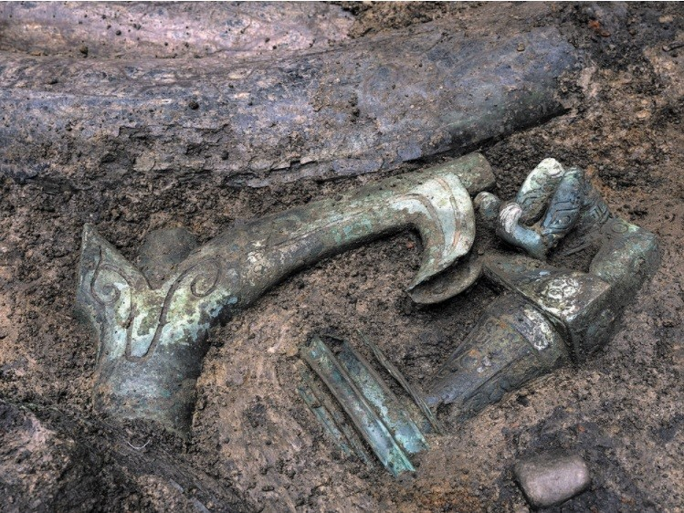 Chinese archaeological site unearthed a treasure trove of 3,000-year-old artifacts