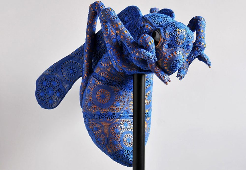 The most unusual modern sculptures. Part 1