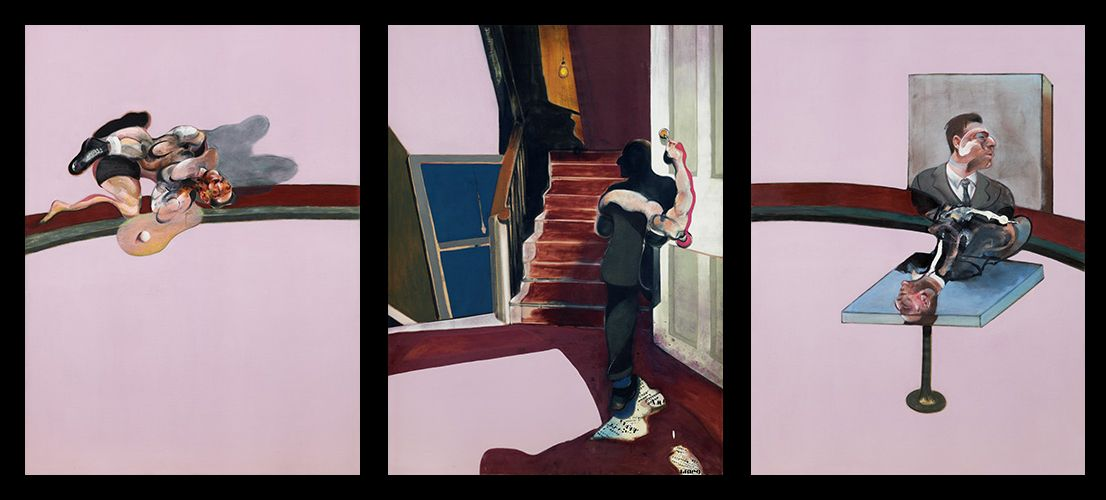 Houston Museum will show Francis Bacon's late works