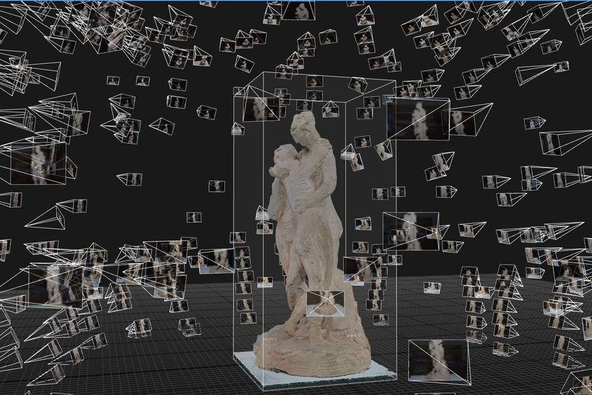3D technology In the Art World