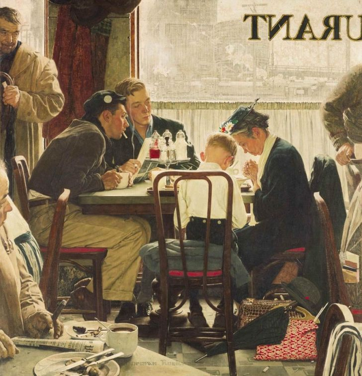 10 Most Famous Paintings By Norman Rockwell