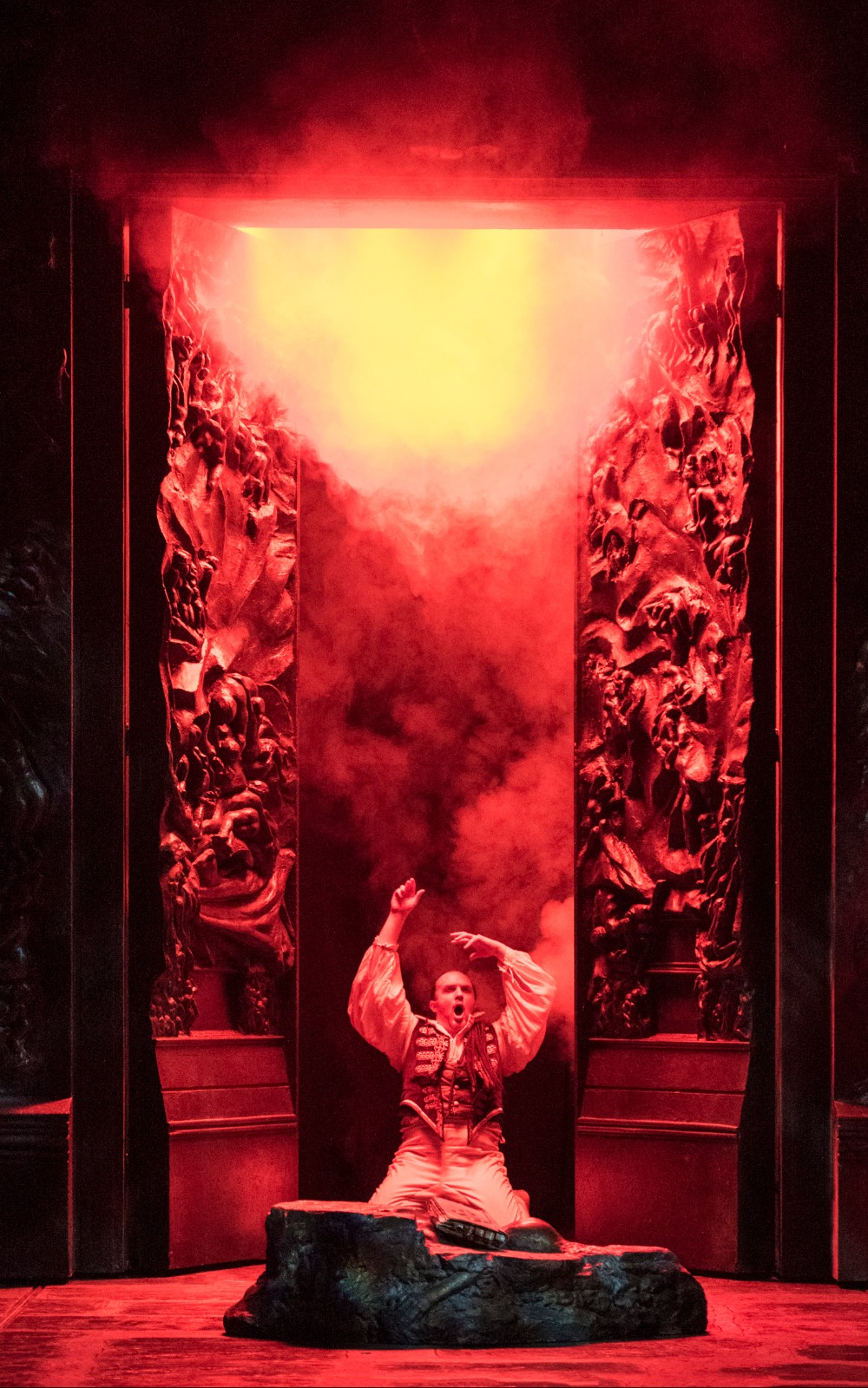 A Thrilling Don Giovanni at Welsh National Opera