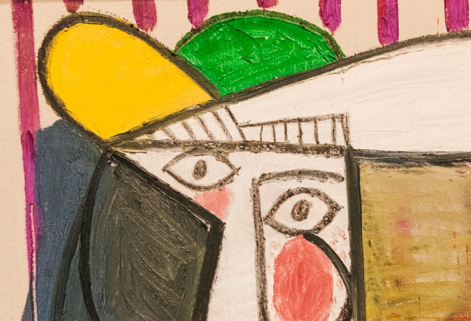 The vandal cut Picasso painting worth £20 million | USA Art News
