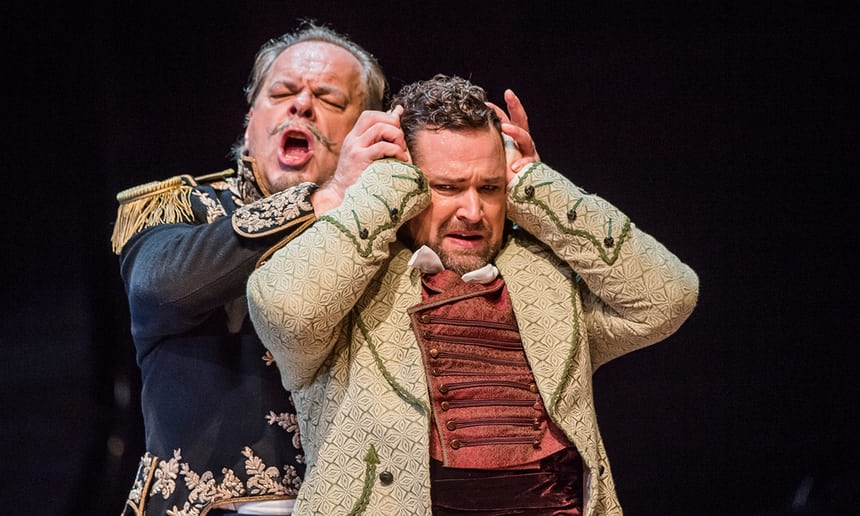 Les Vêpres Siciliennes review – an electrifying night at the Opera