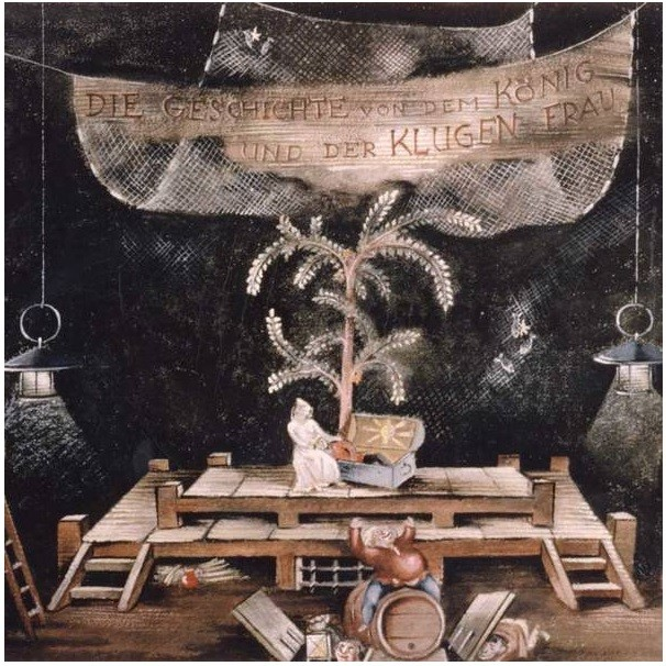 Operas Of Karl Orff Retell The Tales Of The Brothers Grimm