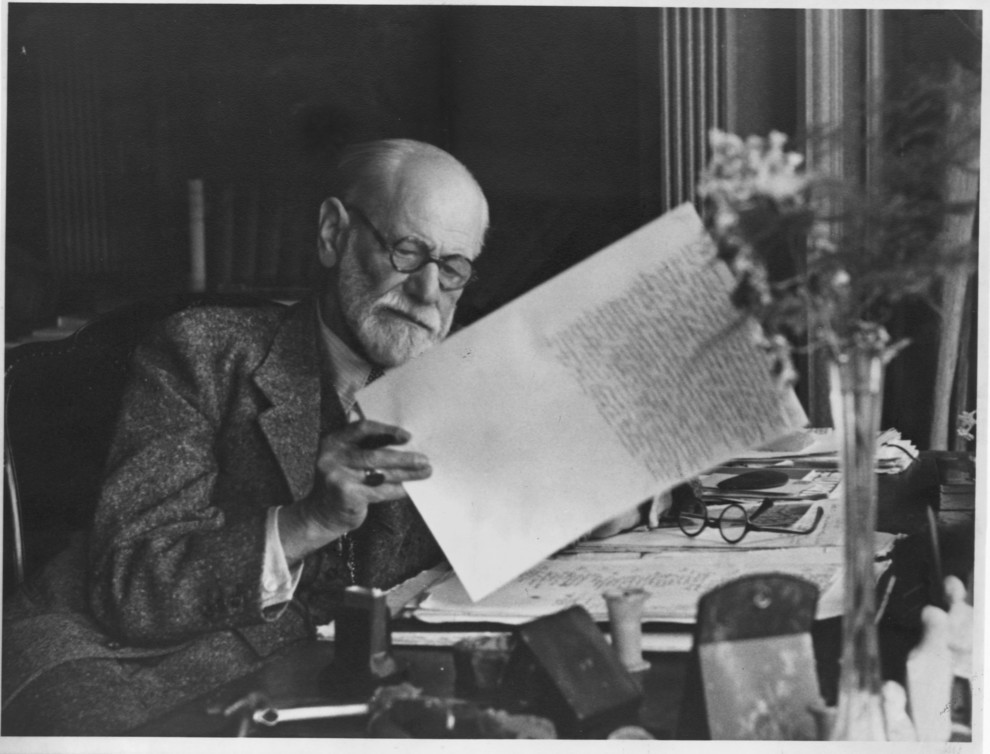 Sigmund Freud - about anxiety, individuality and life