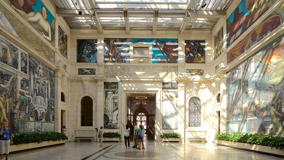 Investigation at Detroit Institute of Arts
