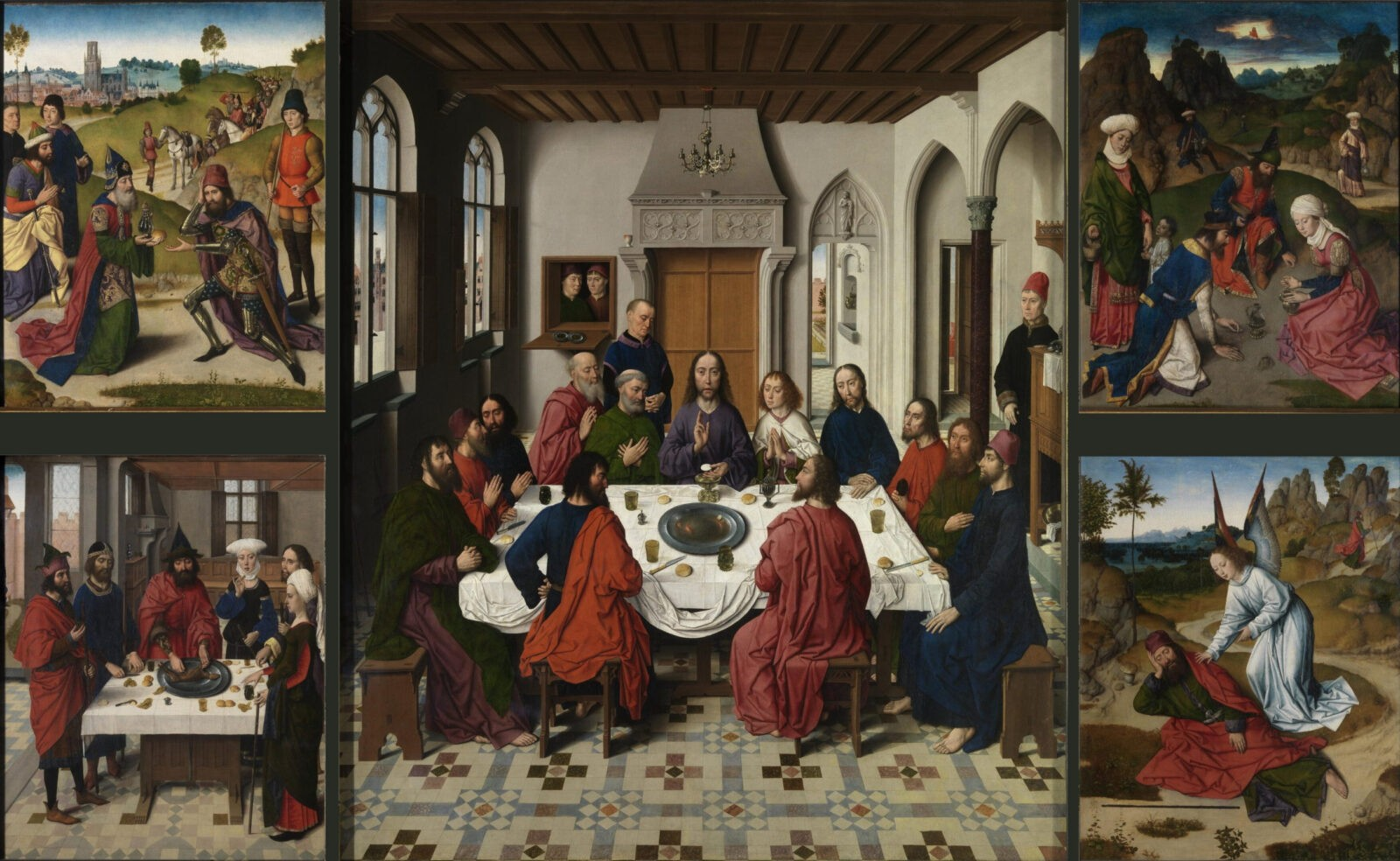 100 most important masterpieces of the Dutch and Flemish have been identified
