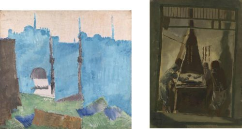MacDougall's Will Present Early Art Work By Petrov-Vodkin On The June Auction