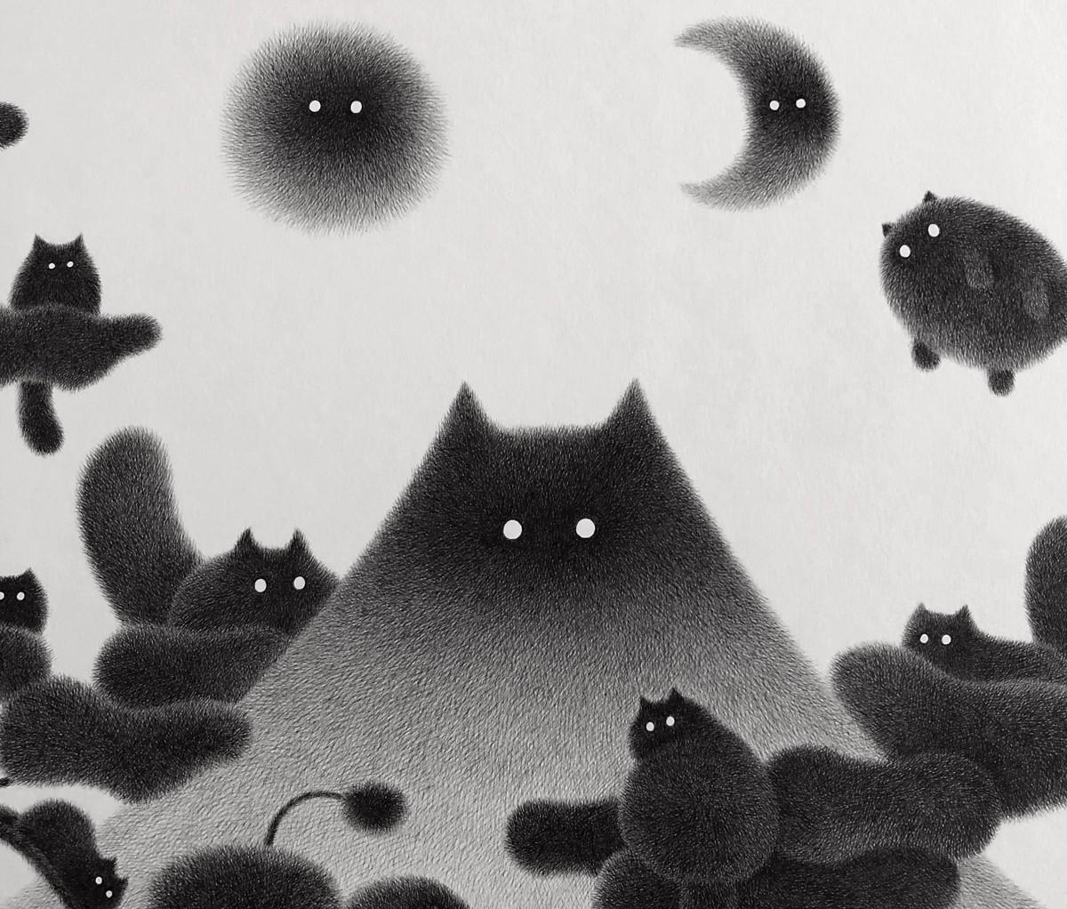 Furry Utopia on Kamwei Fong's illustration