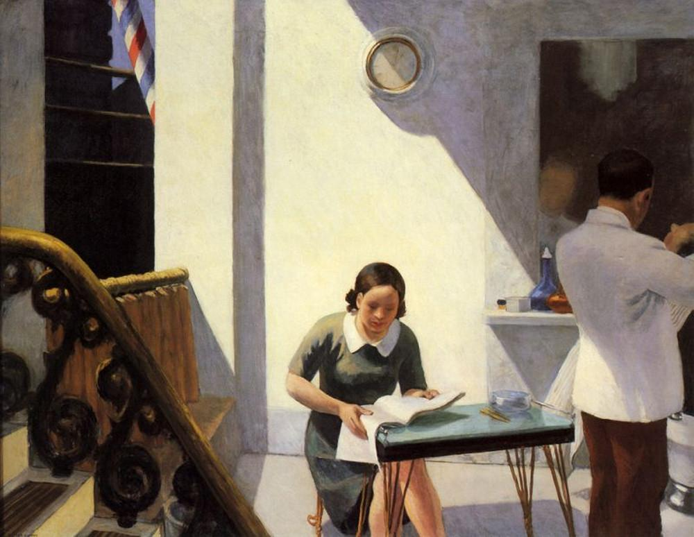 The loneliness and indifference of Edward Hopper's paintings